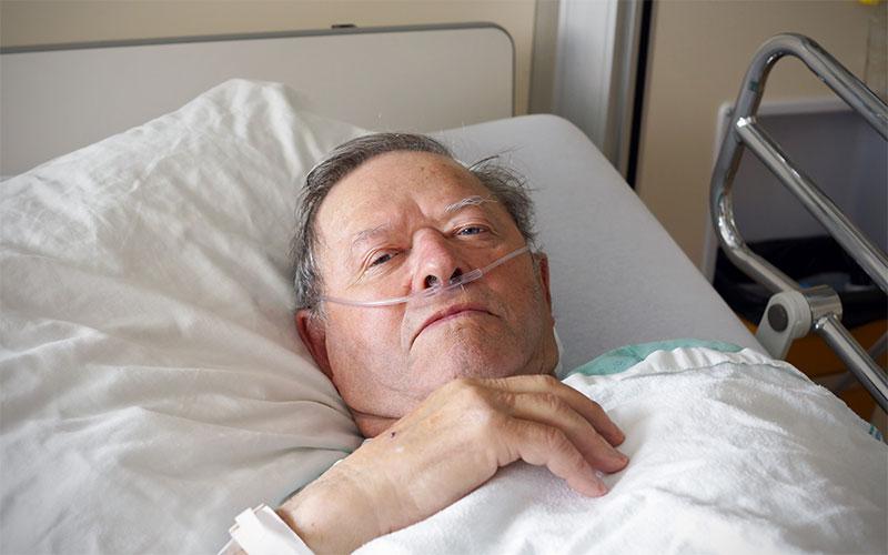 рак легких стационар